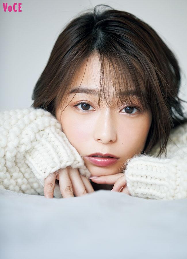 VOCE2020年2月号 宇垣美里