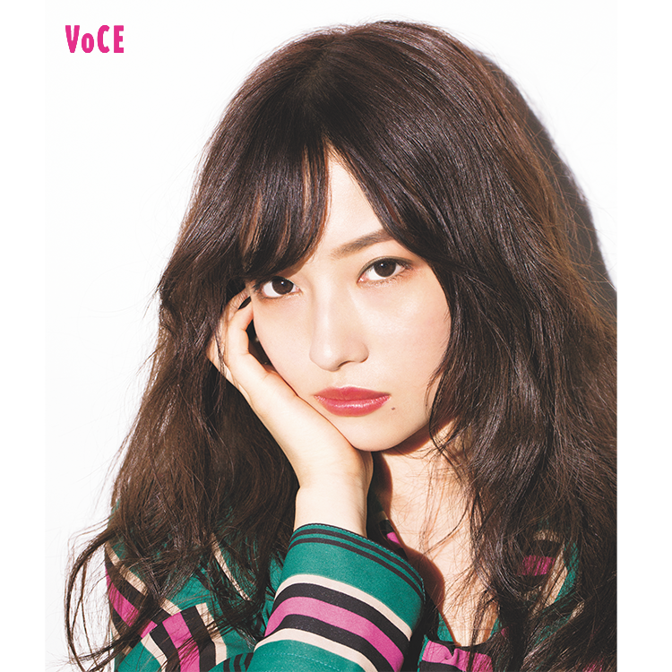 VOCE2018年9月号 村瀬 紗英