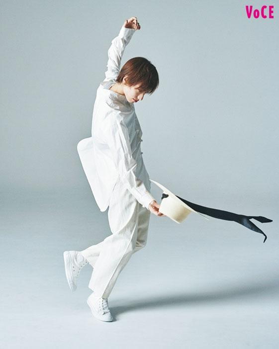 VOCE2020年5月号 柚香光