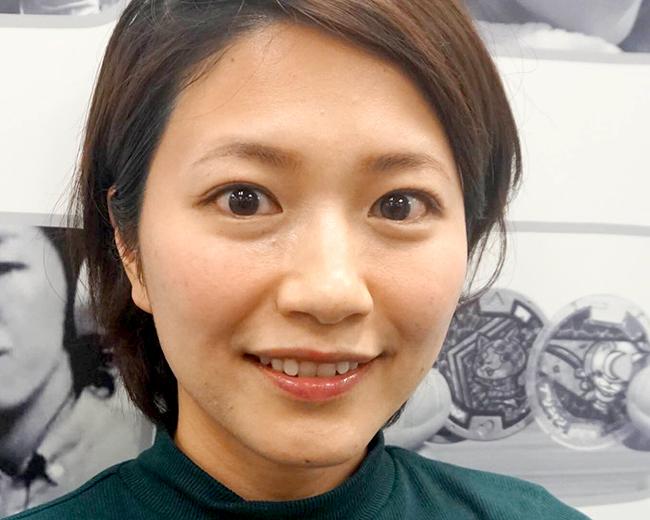 VOCEST!の海野ユキさん