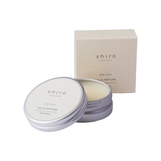 shiro,サボン,練香水