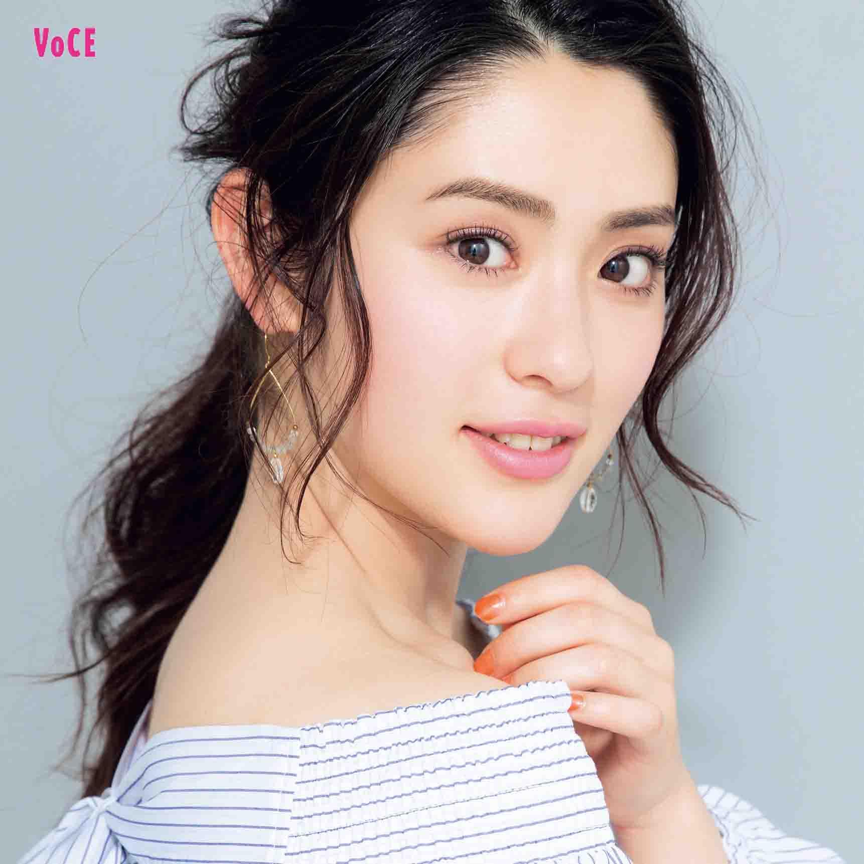 VOCE2017年8月号 工藤陽美
